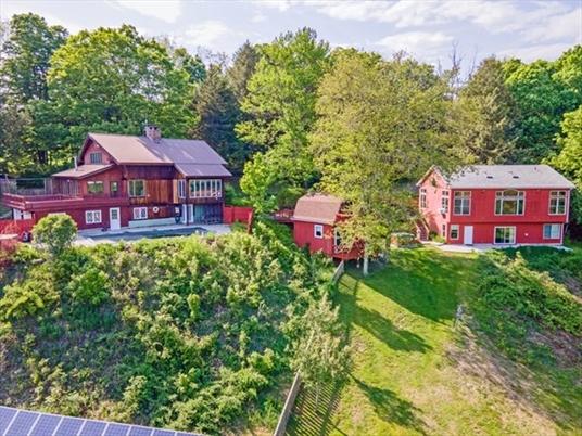 63 North County Road, Leyden, MA<br>$1,100,000.00<br>19.11 Acres, 7 Bedrooms