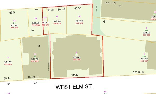33 W Elm Street Brockton MA 02301