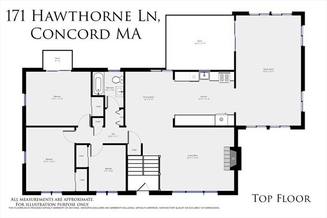 171 Hawthorne Lane Concord MA 01742
