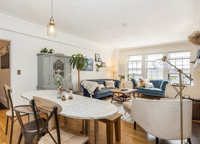 50 Commonwealth Avenue Boston MA 02116