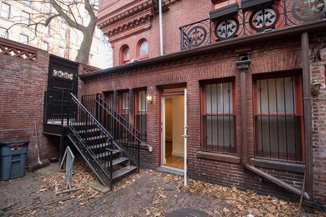 195 Commonwealth Avenue Boston MA 02115