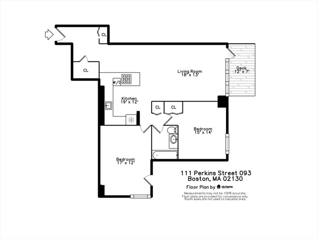 111 Perkins Street Boston MA 02130