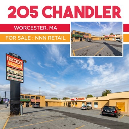 205 Chandler Worcester MA 01609