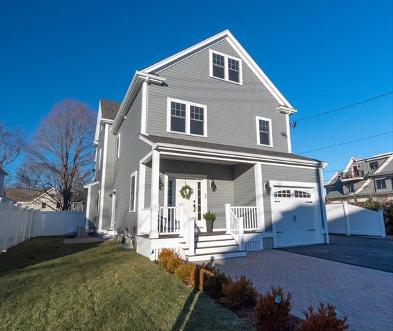 29 Oak Street Needham MA 02492