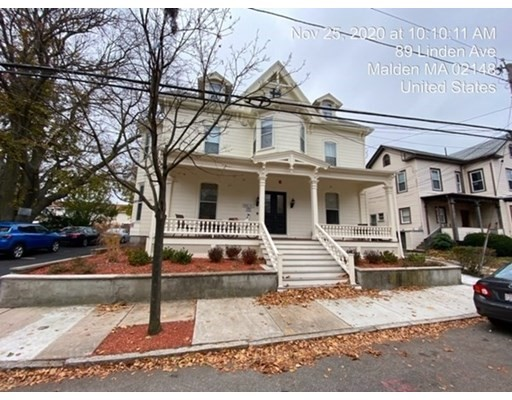 Pictures of  property for rent on Linden Ave., Malden, MA 02148
