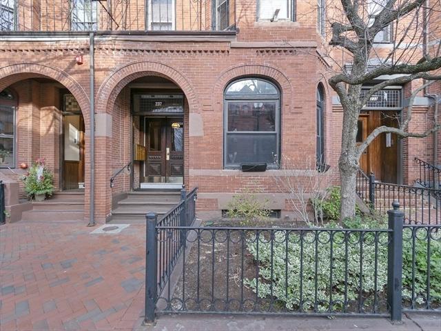 237 W Newton Street Boston MA 02116