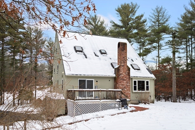 38 Deer Hill Lane Carver MA 02330