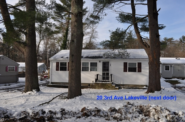 22 Third Avenue Lakeville MA 02347
