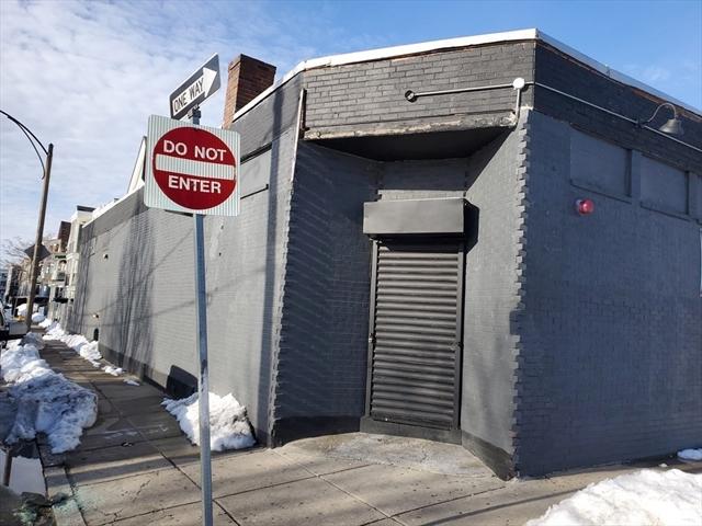 1117-1125 Blue Hill Avenue Boston MA 02124