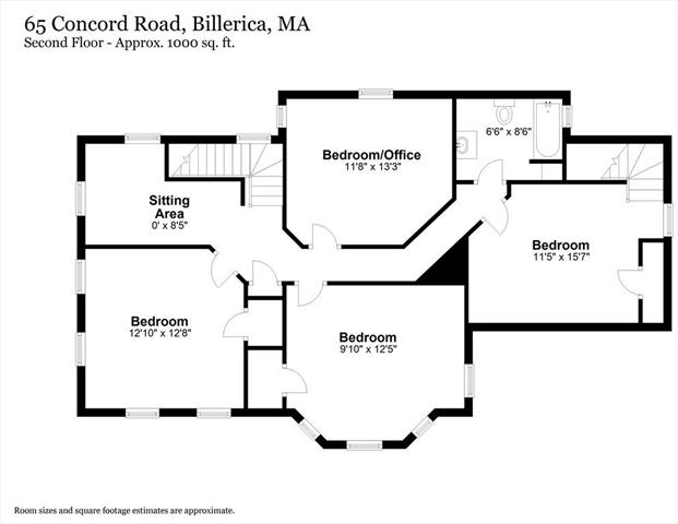 65 Concord Road Billerica MA 01821