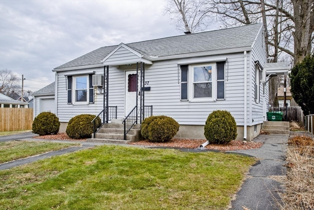 37 Greenleaf Street Chicopee MA 01013