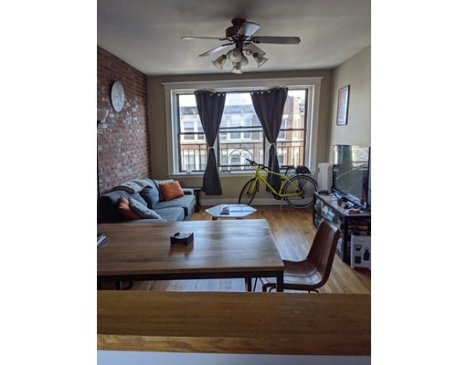 Pictures of  property for rent on Jersey St., Boston, MA 02215