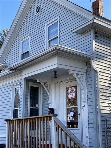 22 Pentucket Street Haverhill MA 01830