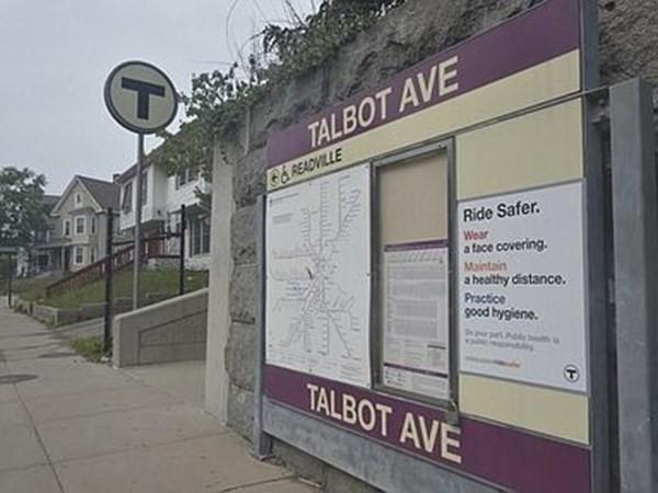 184 Talbot Avenue Boston MA 02124