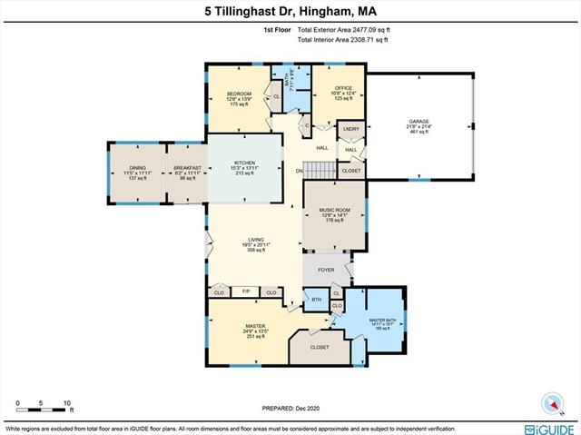 5 Tillinghast Drive Hingham MA 02043