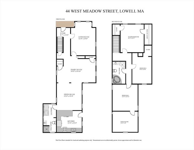 44 W Meadow Lowell MA 01854