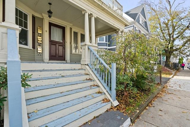 9 Abbotsford Street Boston MA 02121