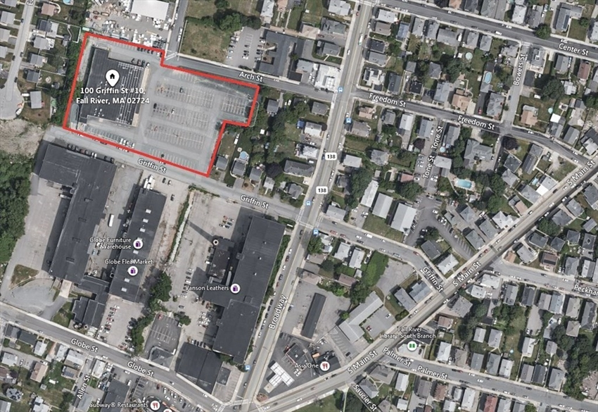 Fall River Commercial Property For, Furniture City Fall River Ma