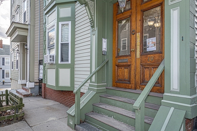 19 Mercer Street Boston MA 02127