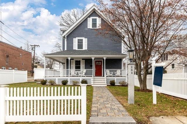 184 Washington Street Winchester MA 01890