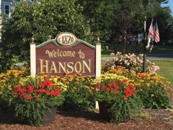 478 Pleasant Street Hanson MA 02341