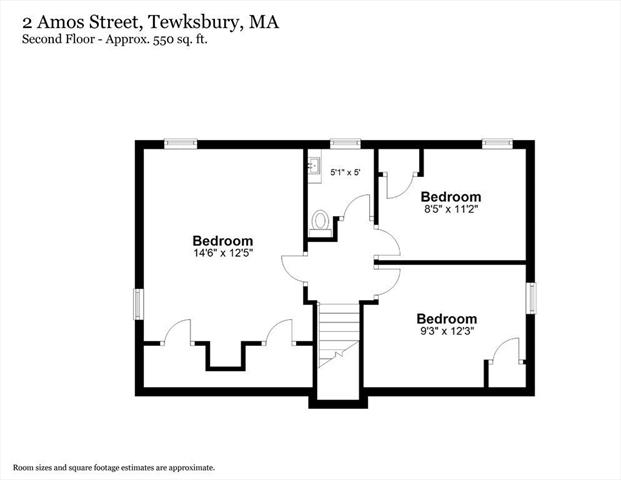 2 Amos Street Tewksbury MA 01876