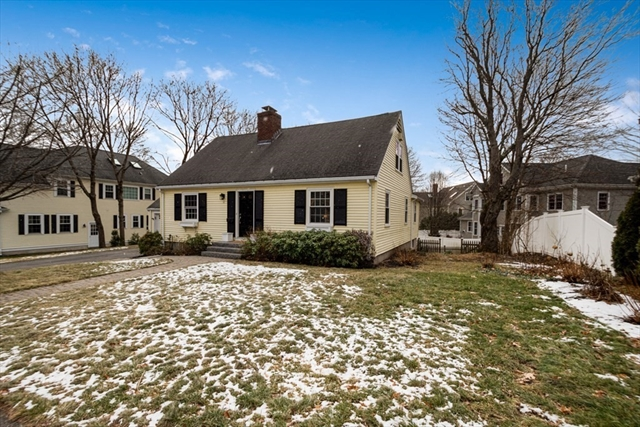 41 ELMWOOD Road Needham MA 02492