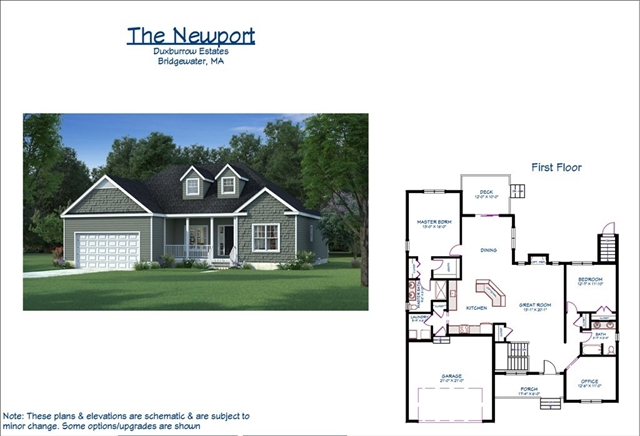 Lot B Duxburrow Way Bridgewater MA 02324
