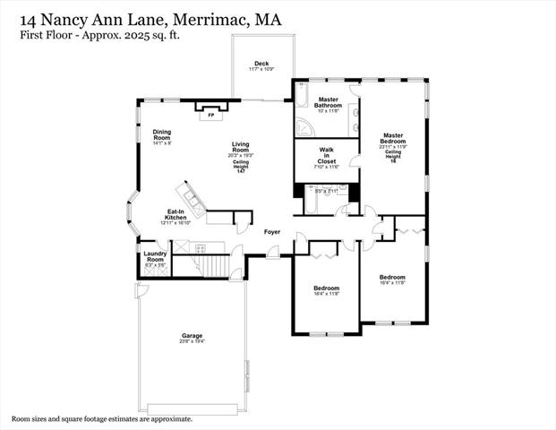 14 Nancy Ann Lane Merrimac MA 01860