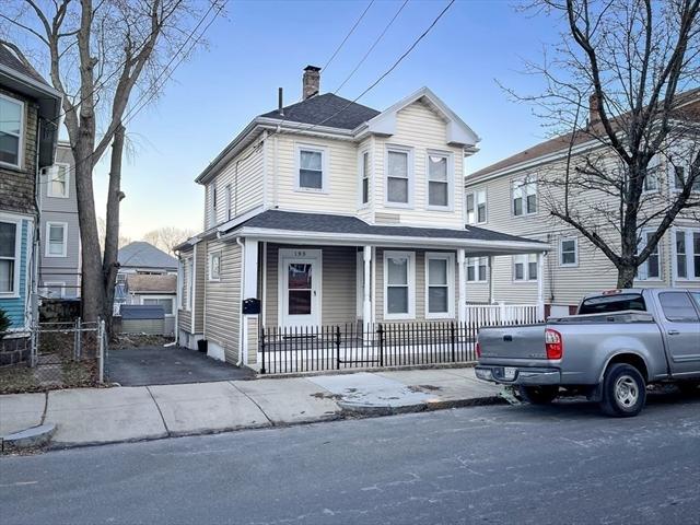 193 Campbell Avenue Revere MA 02151