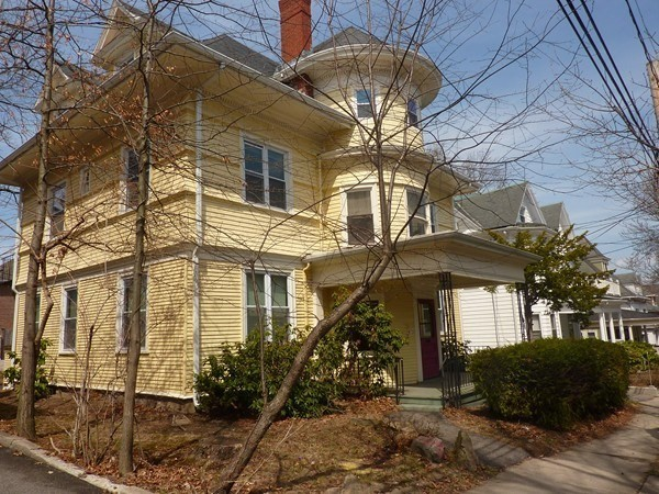 116 Thorndike St, Brookline, MA, 02446,  Home For Rent