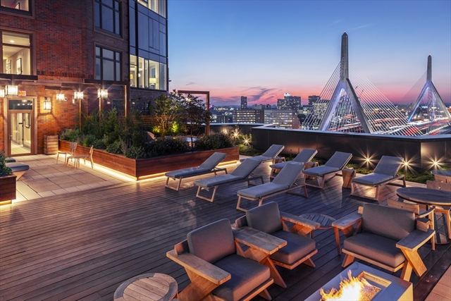 100 Lovejoy Wharf, Boston, MA, 02114, Waterfront Home For Sale