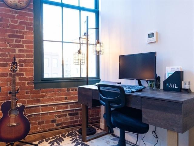 63 Melcher Street Boston MA 02110