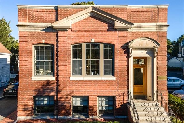 123 Washington Street Winchester MA 01890