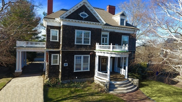 654 Highland Avenue Fall River MA 02720