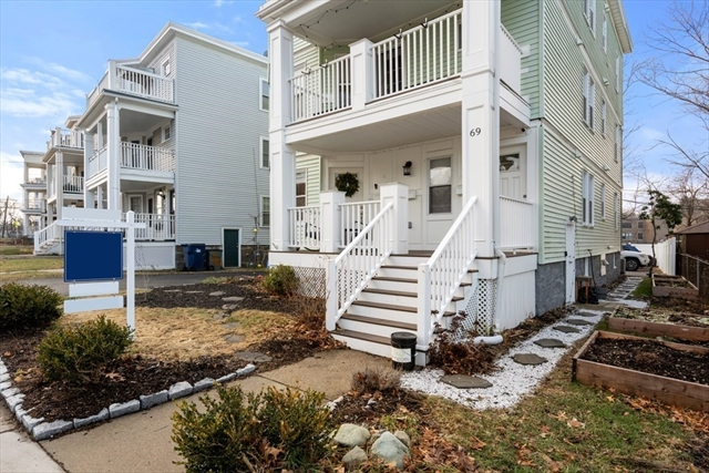 69 Seymour Street Boston MA 02131