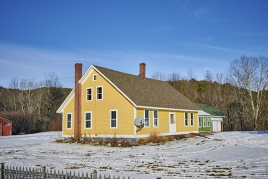411 Jacksonville Road, Colrain, MA<br>$235,900.00<br>4.5 Acres, 3 Bedrooms