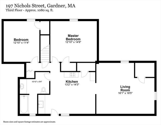 197(Front) Nichols Street Gardner MA 01440