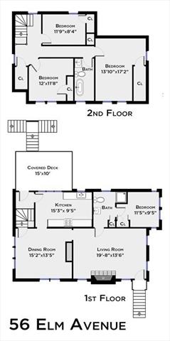 56 Elm Avenue Fairhaven MA 02719