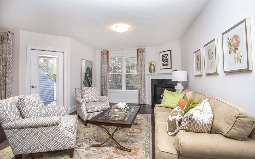 FIRST FLOOR OPEN-CONCEPT UNIT W/ GARAGE AND BASEMENT! THE VILLAS - Modern & Efficient - Beautiful condo units - Luxury Garden-Style and Spacious Townhomes! Includes hardwood flooring in living room/kitchen/dining, granite countertops & stainless steel appliances. Prices range from 369k-479k, square footage from 1,400-2,200 sq. ft. - SOME FIRST FLOOR UNITS AVAILABLE! Be a part of the serene and high-end community of Lebaron Hills. 10-Year Warranty backed by Liberty Mutual is transferable. Natural Gas high efficiency heating system, Central A/C, Recessed Lighting, Kohler Plumbing Fixtures. This unit includes some upgrades like hardwood on stairs, quartz countertops, comfort height toilets, etc. OPEN HOUSES AT 70 LEBARON BLVD. UNIT 8 WEDNESDAY-SATURDAY. SUNDAY SHOWINGS AVAILABLE BY APPOINTMENT ONLY. Buyer's Agent Must Attend First Showing.