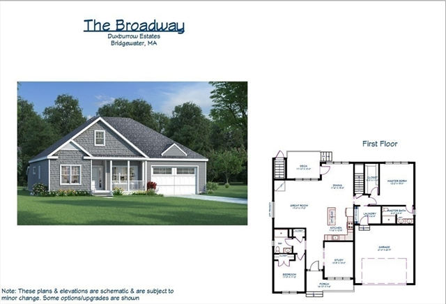 Lot A Pratt Avenue Bridgewater MA 02324