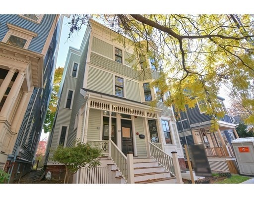 74 Dana St Unit 3, Cambridge, MA 02138