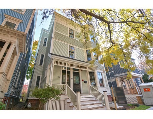 74 Dana St Unit 2, Cambridge, MA 02138