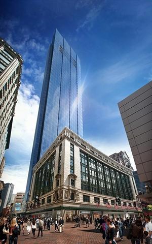 1 Franklin Street Boston MA 02110