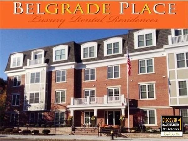 446 Belgrade Avenue Boston MA 02132