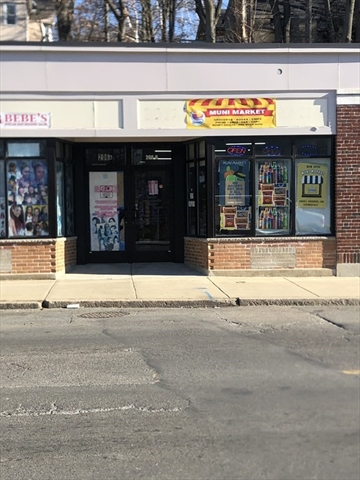 206 Washington Street Boston MA 02124