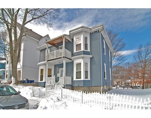 Pictures of  property for rent on Amherst St., Boston, MA 02131