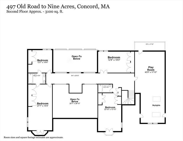 497 Old Rd to Nine Acre Corner Concord MA 01742