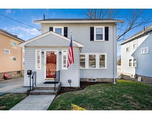78 Stimson Street, Boston - West Roxbury, MA 02132