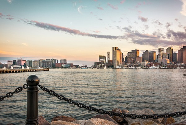 40 East Pier Drive Boston MA 02128